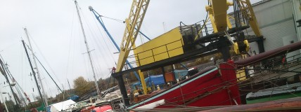 Werft-Logbuch 05.11.2012